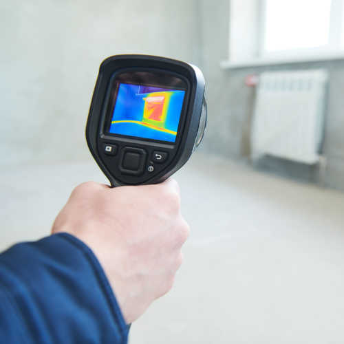 Thermal Imaging Survey for Snagging